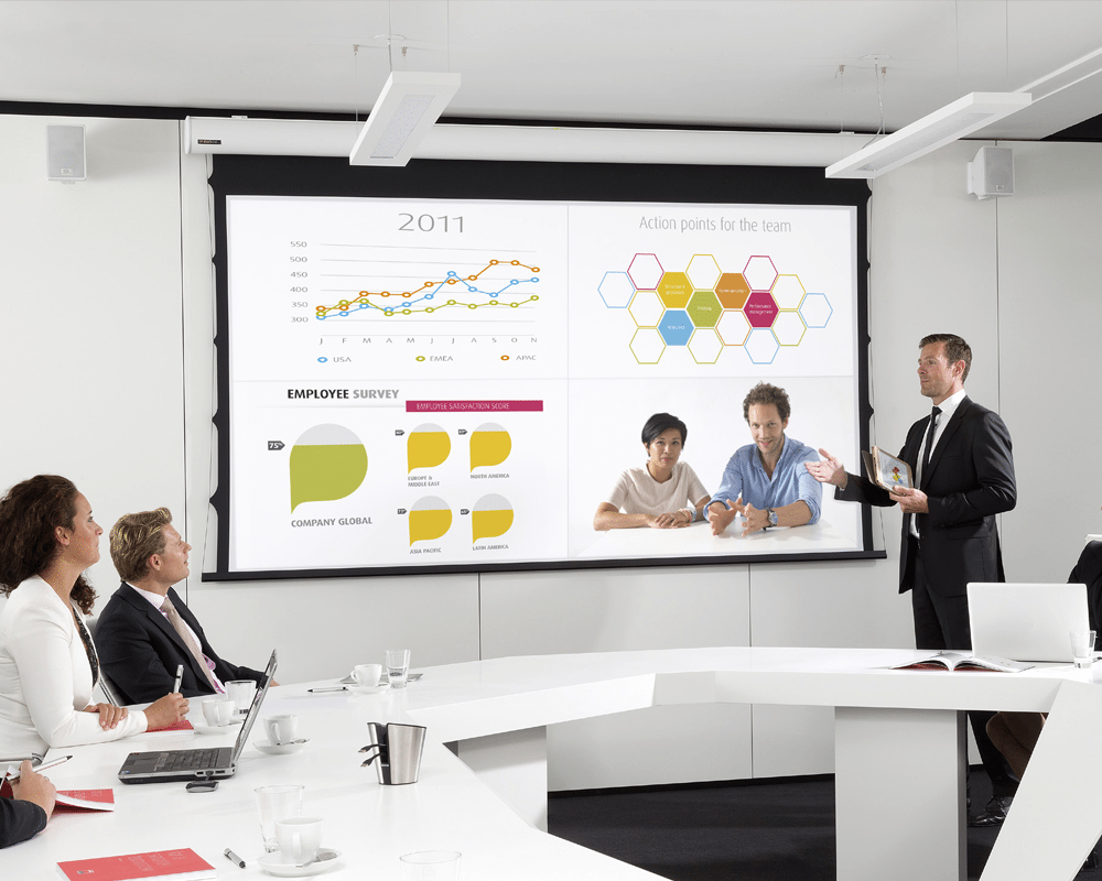 Wireless Presentations Are Almost Here