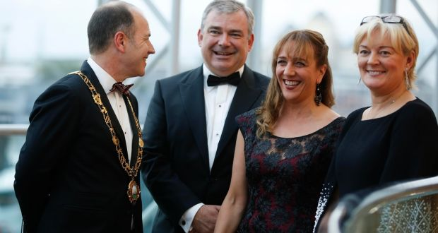 Dublin Chamber of Commerce President's Annual Dinner Speech – Greg Clarke