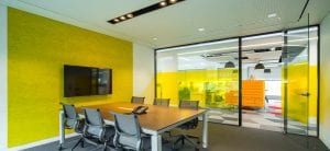JLL meeting room
