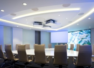 Ardagh Glass state-of-the-art boardroom