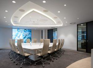 Ardagh Glass AC Boardroom