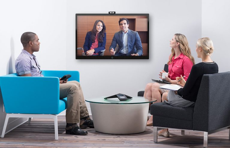 Video Conferencing_Polycom