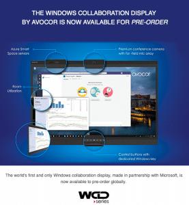 Avocor_MicrosoftWindowsCollaboration