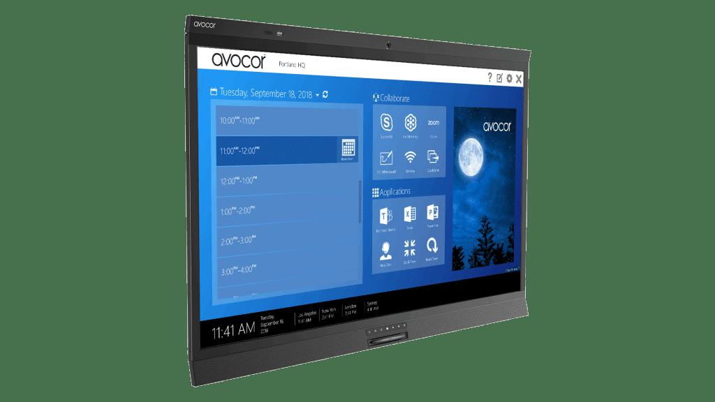 Avocor-Microsoft-WCD-quicklaunch