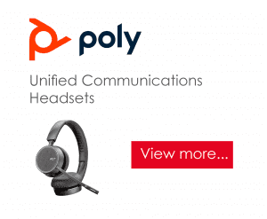 Poly Voyager 4200 UC Series NEW
