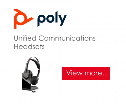 Poly Voyager Focus UC Headset