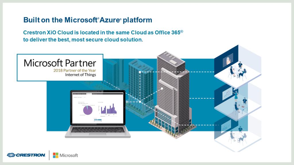 Crestron XiO Cloud_Microsoft Partner IoT