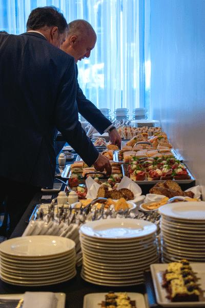 Digicom Buffet Lunch at the Marker Hotel Dublin
