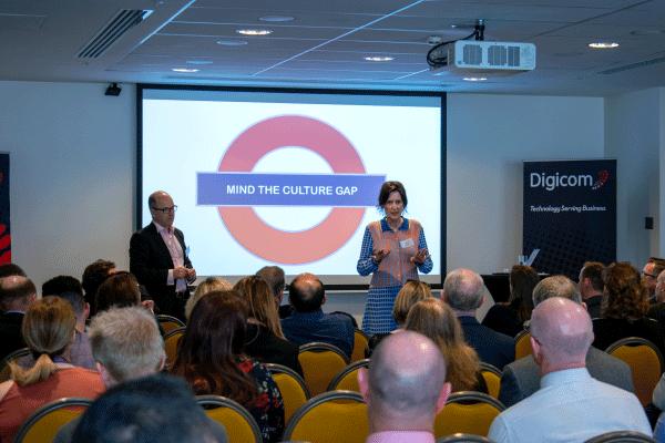 Digicom Culture & Workplace event_Mind the Culture Gap