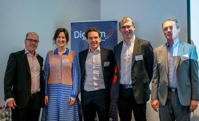 It's a wrap! Digicom Collaborative Workplace event