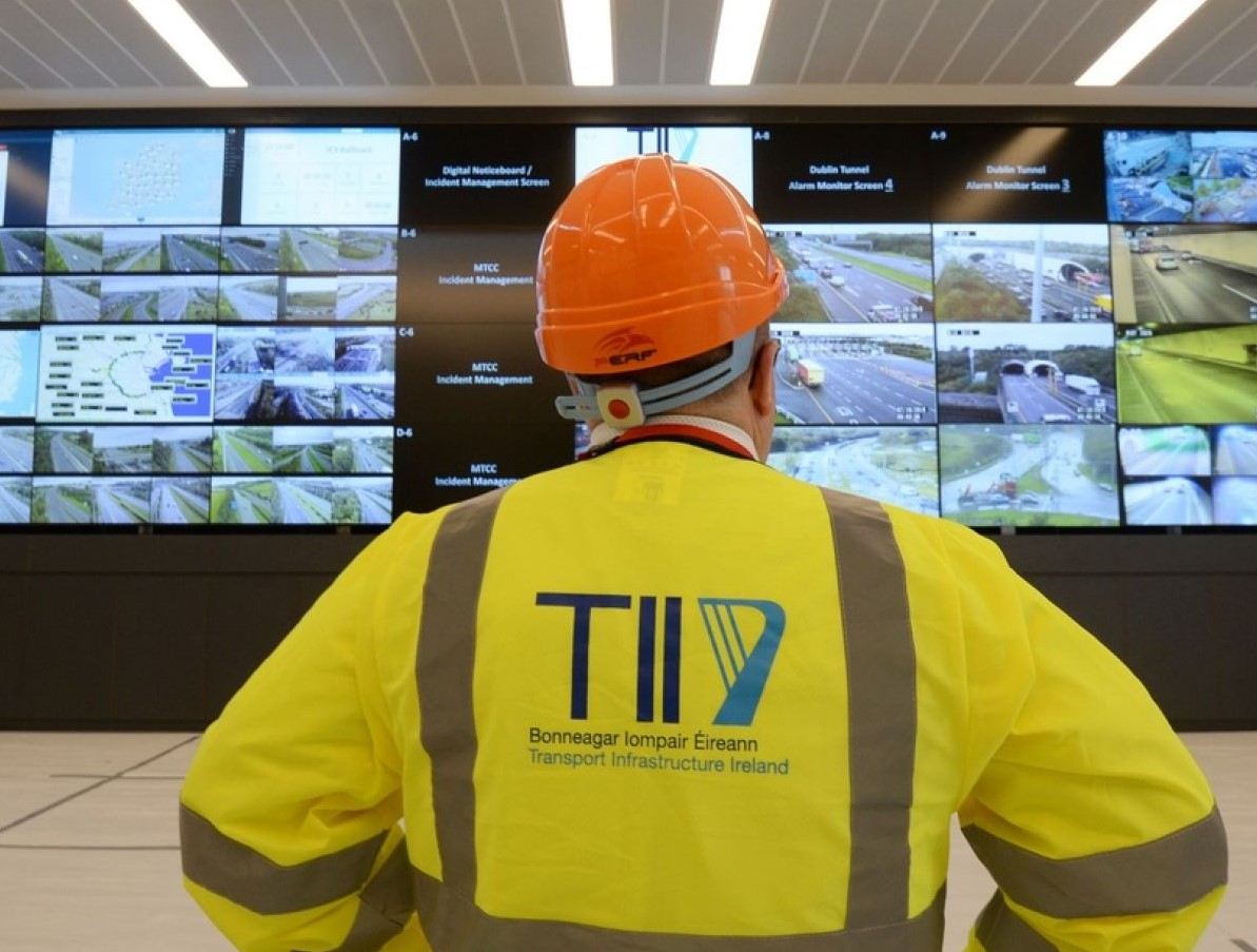 Digicom Build Largest Video Wall in Ireland