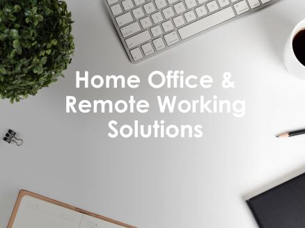 home office and remote working solutions with Digicom